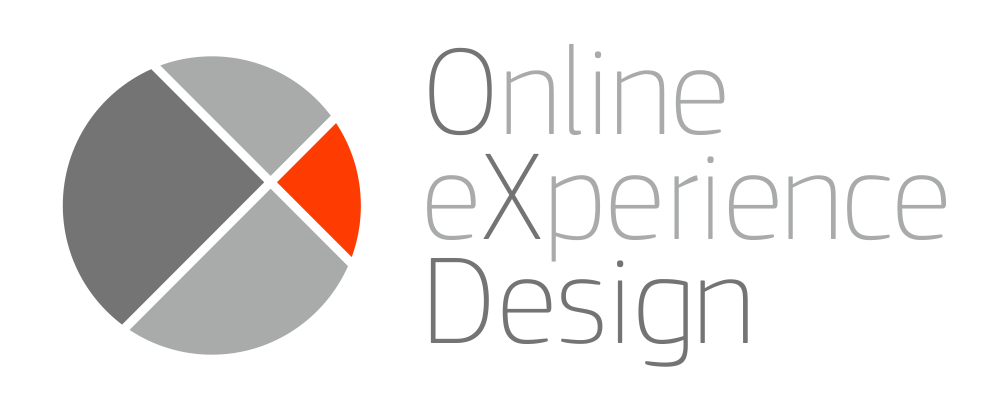 Online eXperience DESIGN